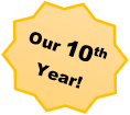 Our 10th Year!