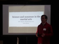 Former editor of Scientific American, John Rennie, talks about Science and nonsense in the martial arts?